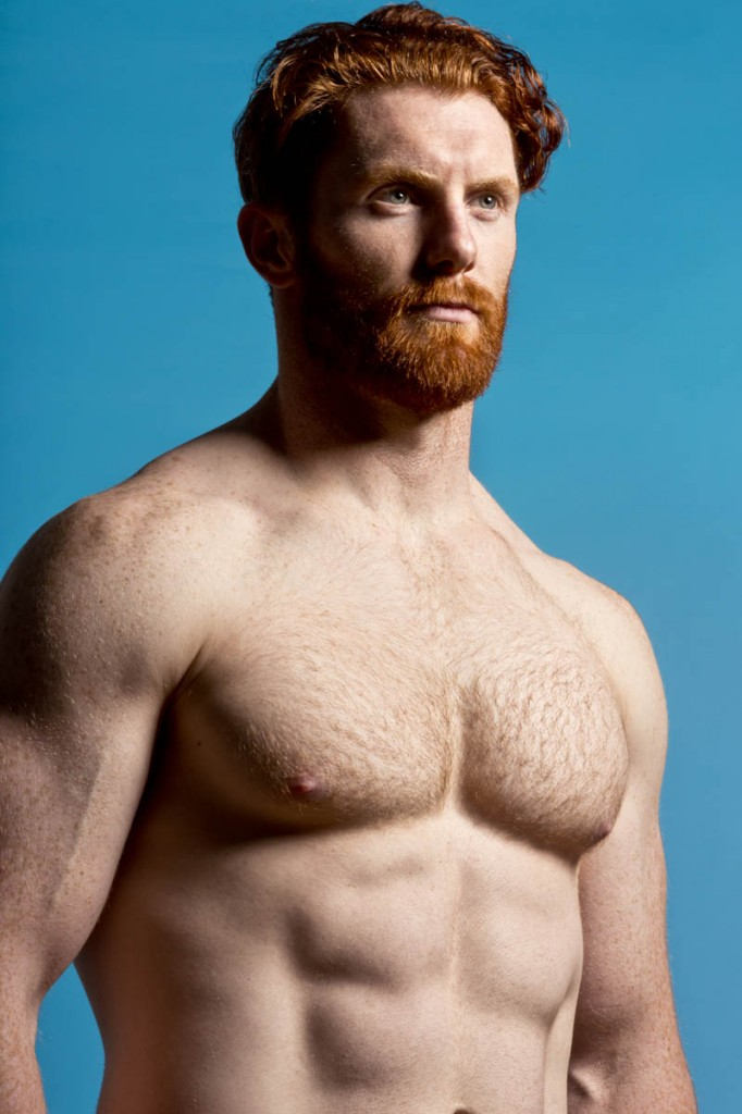 Red Hot Calendar Celebrates All Things Ginger Metro Weekly