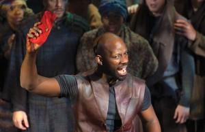 Julius Caesar: Mark Antony (Maurice-Jones)