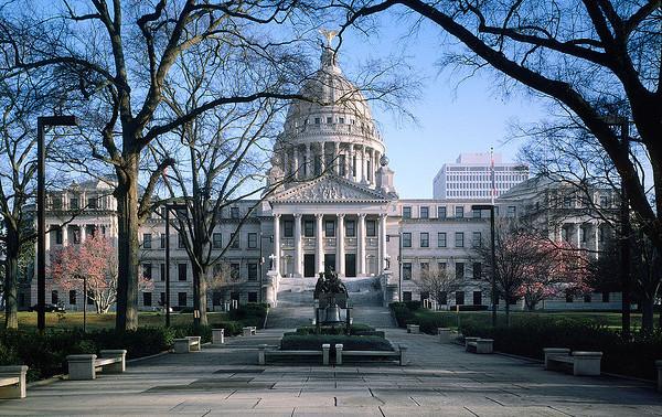 Mississippi State Capitol - Credit: Visit Mississippi/flickr