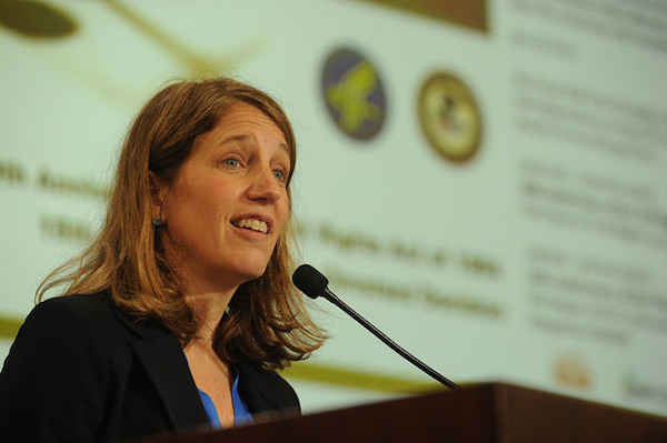 Sylvia Burwell - Credit: U.S. Dept. of Health and Human Services