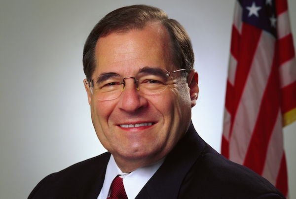 Jerry Nadler - Credit: U.S. House of Representatives