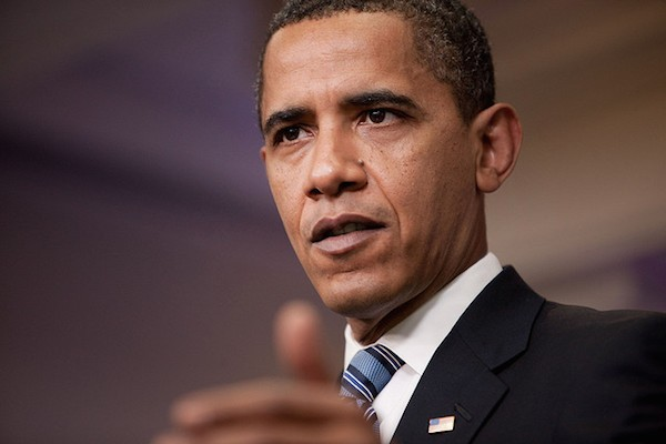 Barack Obama - Credit: Pete Souza/White House