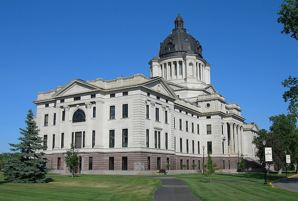 South Dakota State Capitol - Credit: Jimmy Emerson, DVM/flickr