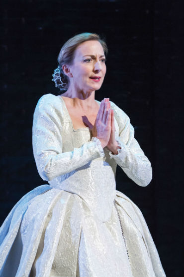 Mary Queen of Scots: Kate Eastwood Norris