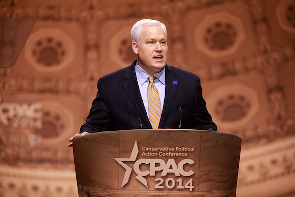 Matt Schlapp - Credit: Gage Skidmore/flickr