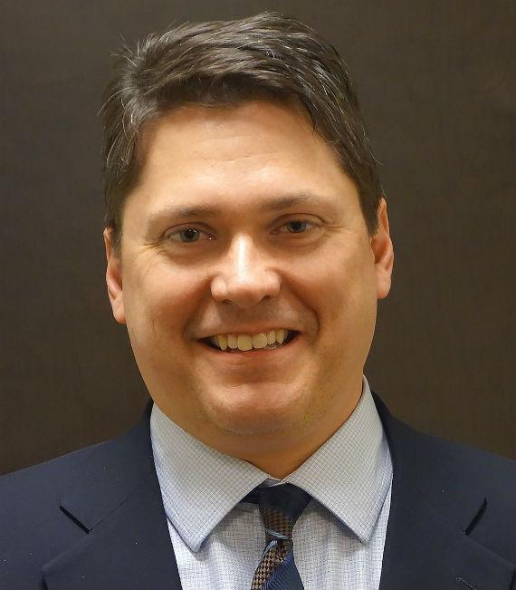 State Senate candidate Vincent Haley (R)