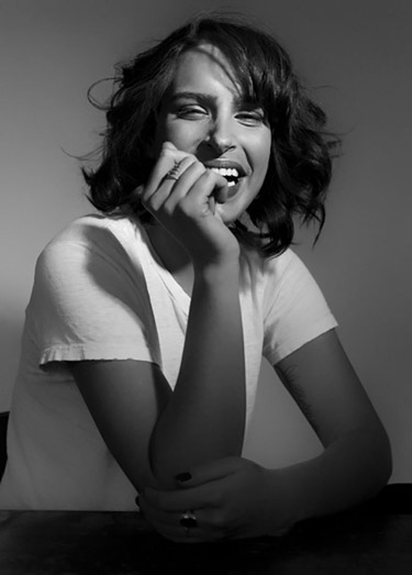 Desiree Akhavan Photo by Daniel Jack Lyons
