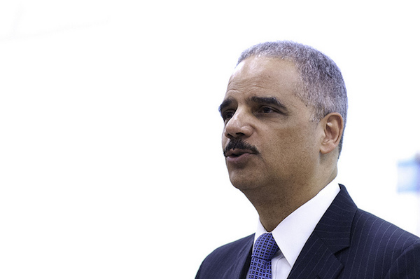 Eric Holder - Credit: US Embassy New Zealand/flickr