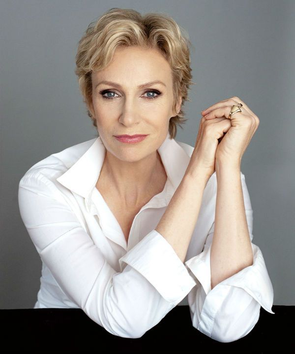Jane Lynch Photo by Jake Bailey