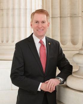 U.S. Sen. James Lankford, R-Oklahoma