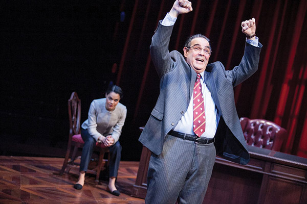 The Originalist at Arena Stage Photo by C. Stanley Photography