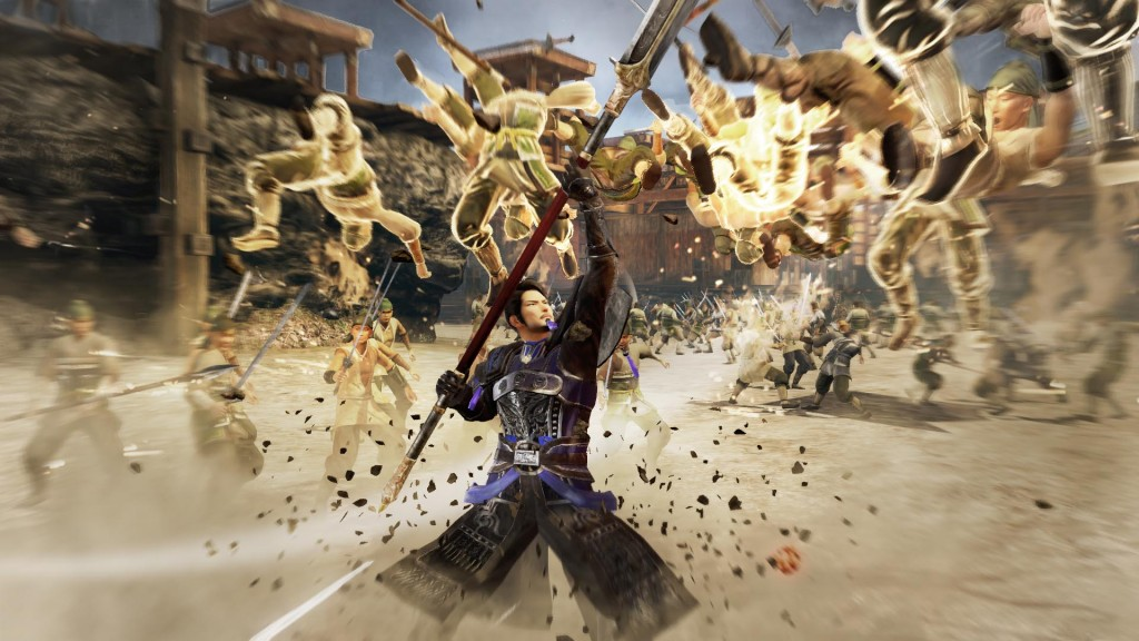 dynasty warriors unleashed how to open level 7 campaign