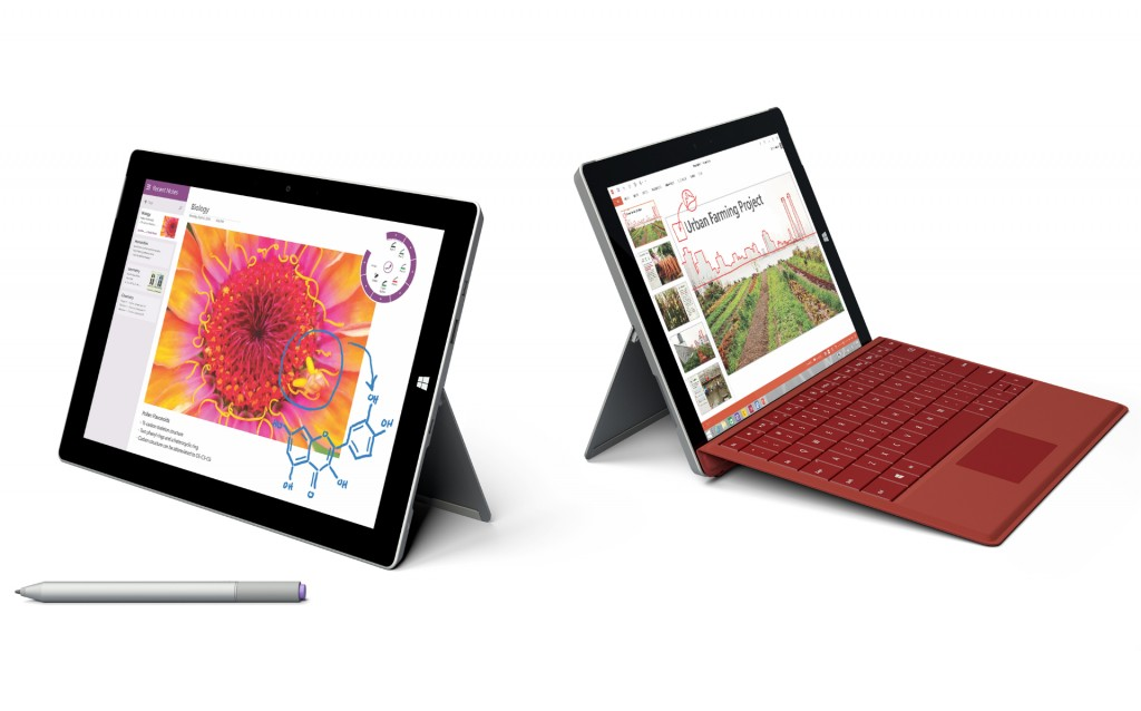 microsoft has unveiled the third iteration of their much maligned surface tablet bringing a raft of changes aimed at making the slate more desirable and