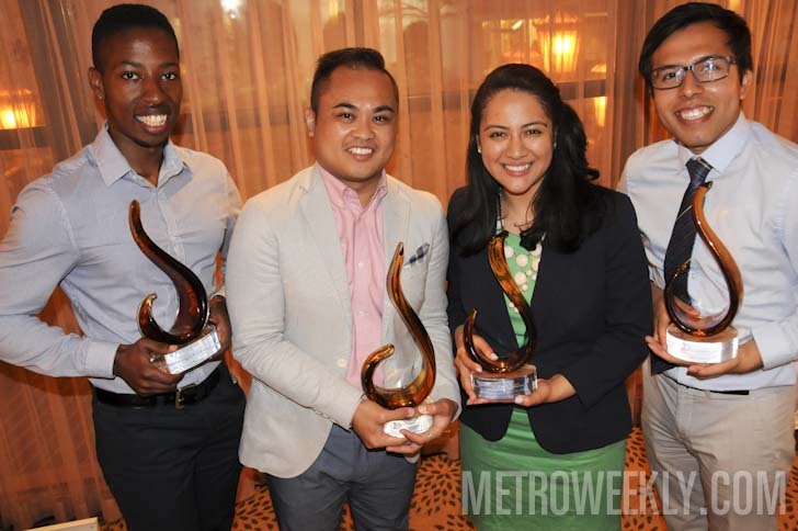 2015 Next Generation Awardees