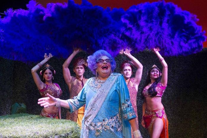 Dame Edna Everage Tour