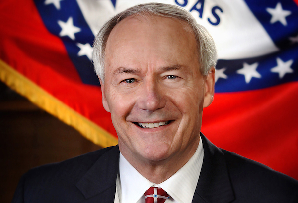Asa Hutchinson - Credit: Official portrait