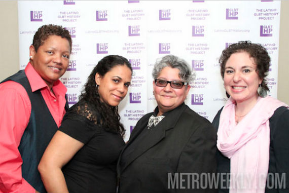 """A shot from last year's """"Mujeres en el Movimiento"""" event. Photo credit: Christopher Cunetto."""
