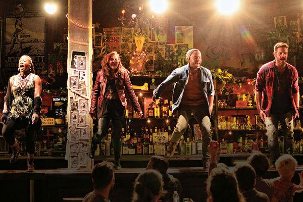 Murder Ballad at Studio Theatre -- Photo by Vithaya Phongsavan