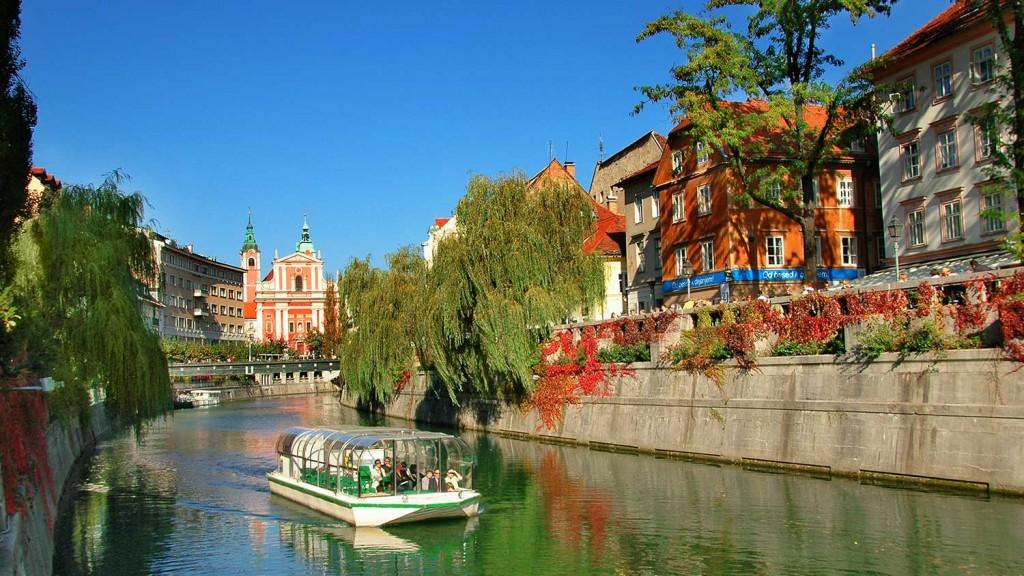 River-Ljubljanica