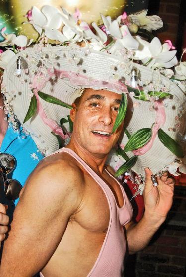 Easter bonnet at JR.'s Photo by Ward Morrison