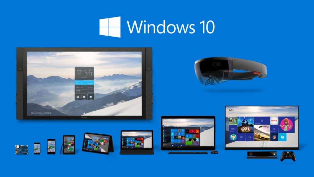 Continuum in action, Credit - Microsoft