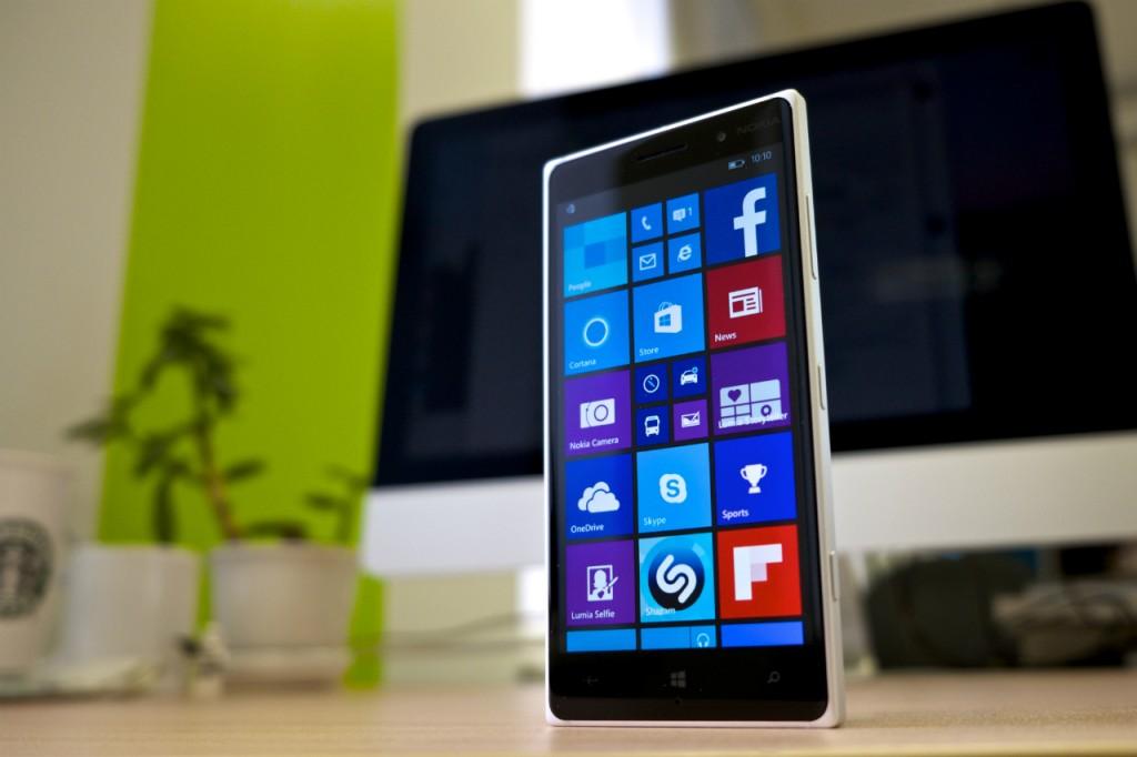 Nokia Lumie 830, Credit - Kārlis Dambrāns / Flickr