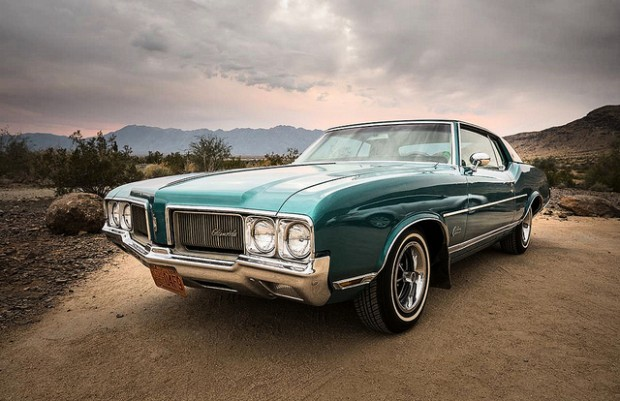 Oldsmobile Cutlass Supreme, 1970, Credit - Nick Morozov / Flickr