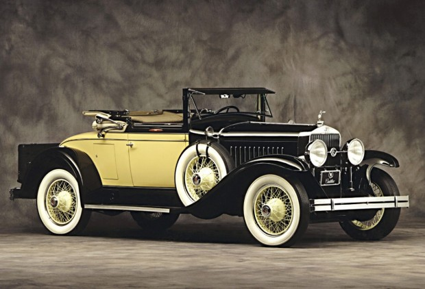 Cadillac LaSalle Series 303 Roadster, 1927, Credit - GM