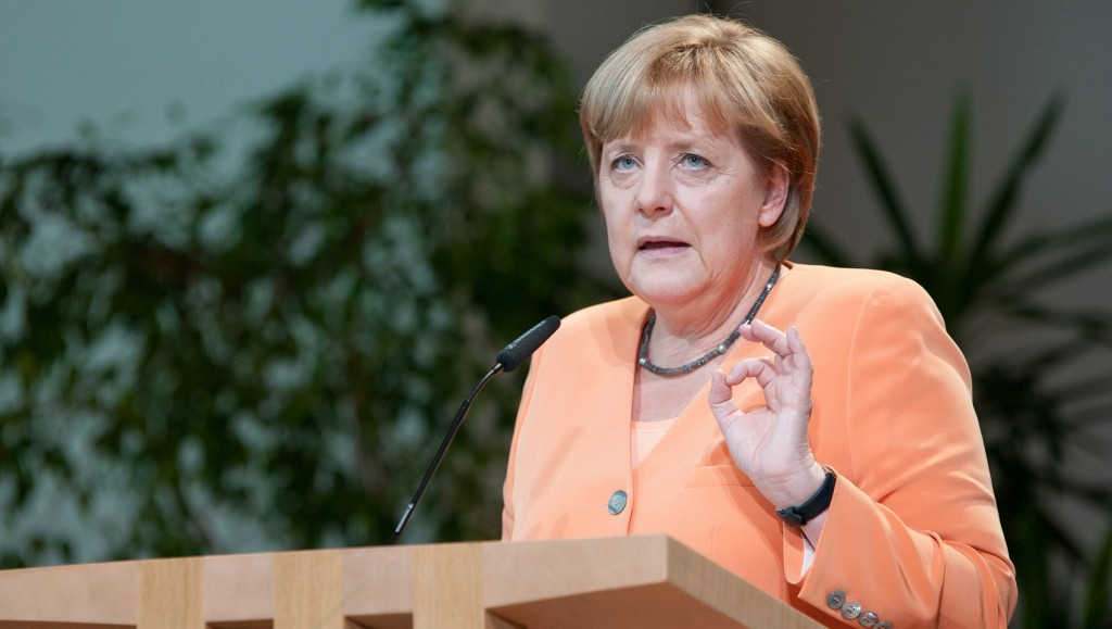 Angela Merkel, Credit - Christliches Medienmagazin pro / Flickr