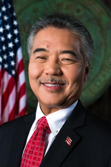 Hawaii Gov. David Ige (Credit: Governor's office)