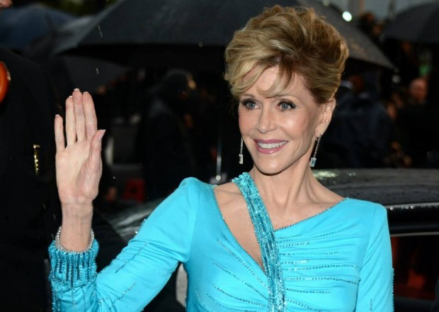 Jane Fonda, Credit - Georges Bard / Wikimedia