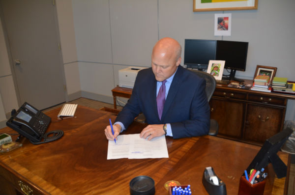 New Orleans Mayor Mitch Landrieu (courtesy of the Office of the Mayor).