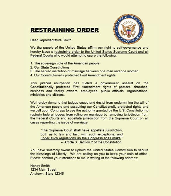 Restraining order letter 10 metro weekly restraining order letter 10 spiritdancerdesigns Images