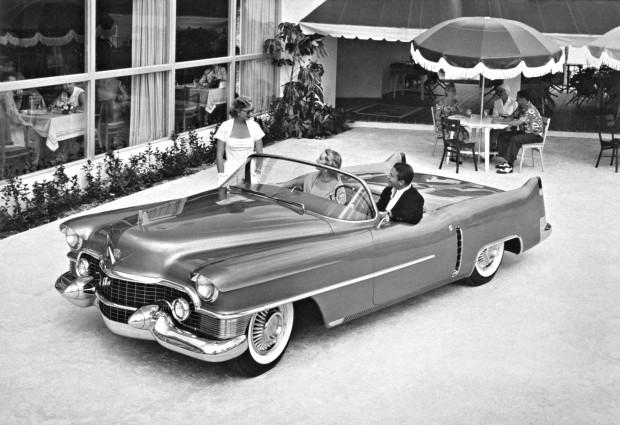 Cadillac Le Mans, 1953, Credit - GM