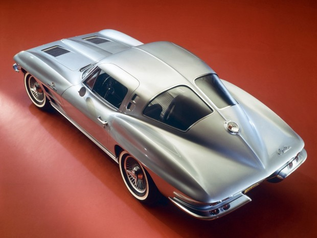 Chevrolet Corvette, 1963, Credit - GM