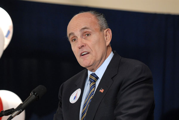 Rudy Giuliani, Credit - Bill Fish Photography / Flickr
