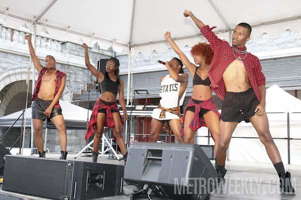 Baltimore Pride Festival - Photo: Ward Morrison / Aram Vartian