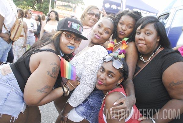 Baltimore Pride - Photo: Ward Morrison / Aram Vartian