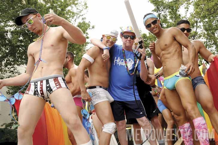 Baltimore Pride 2015 - Photo: Ward Morrison