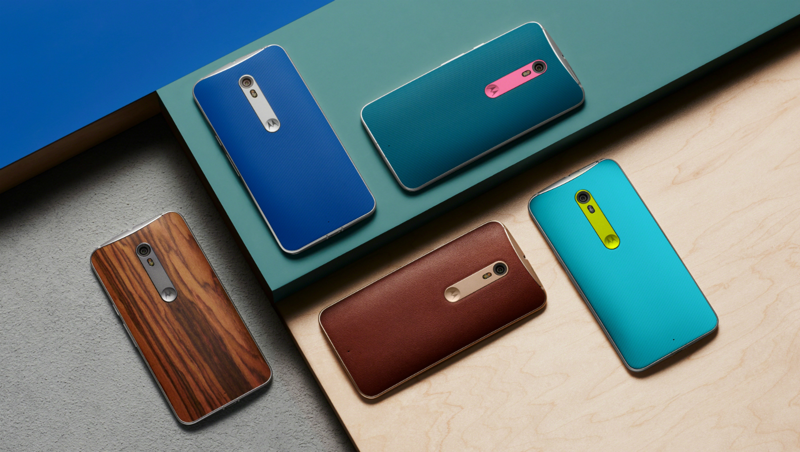 premium selection d1a4d 839b4 Motorola launches Moto X Style, Moto X Play and Moto G smartphones ...