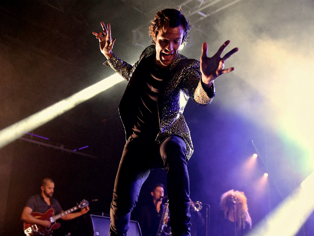 Brandon Flowers at Echostage - Photo: Torey Mundkowsky