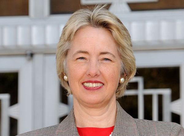 Houston Mayor Annise Parker (Credit: Zblume, via Wikimedia Commons).