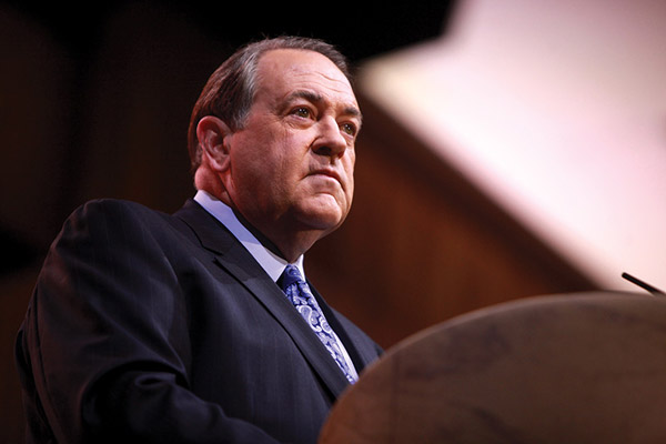 Country Music Organization Boots Homophobe Mike Huckabee Off Board of Directors