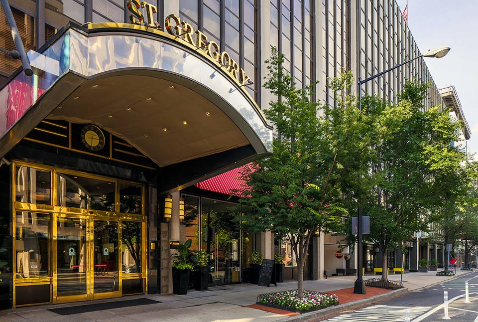 St Gregory Hotel Washington