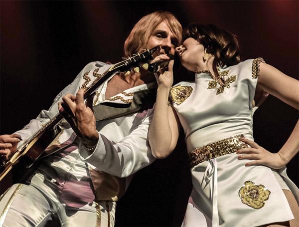 ABBA concert - Photo: Ron Elkman