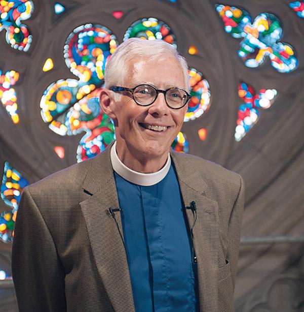 The Very Rev. Gary Hall - Photo: Courtesy Washington National Cathedral