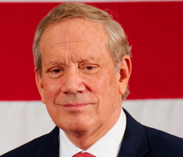 Former New York Gov. George Pataki (Photo: Michael Vadon, via Wikimedia Commons).