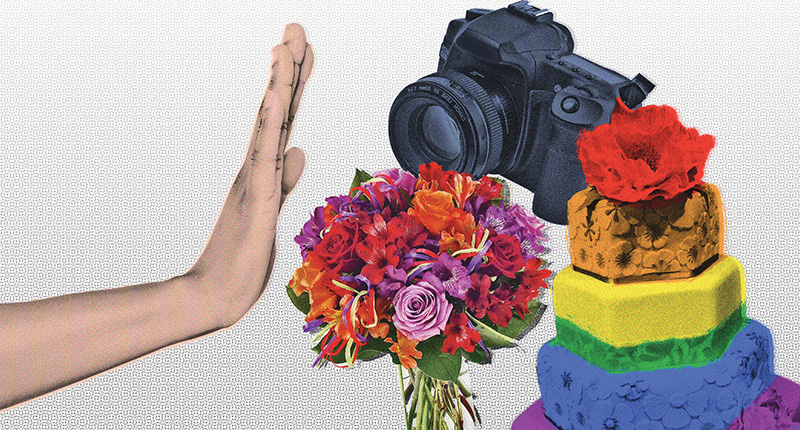 Wedding photography, flowers, rainbow cake