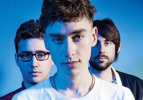 Olly Alexander with Years and Years - Photo: Fiona Garden