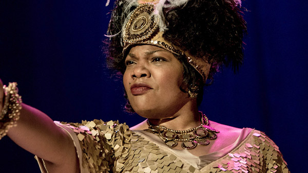 "Mo'Nique as Ma Rainey in ""Bessie"" - Photo via HBO"